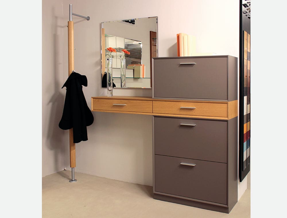 garderobe modo exklusiv m bel wiemer gmbh co kg. Black Bedroom Furniture Sets. Home Design Ideas