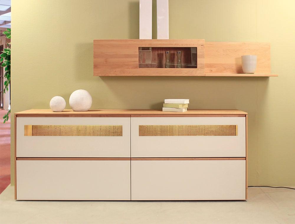 sideboard now 16 m bel wiemer gmbh co kg. Black Bedroom Furniture Sets. Home Design Ideas