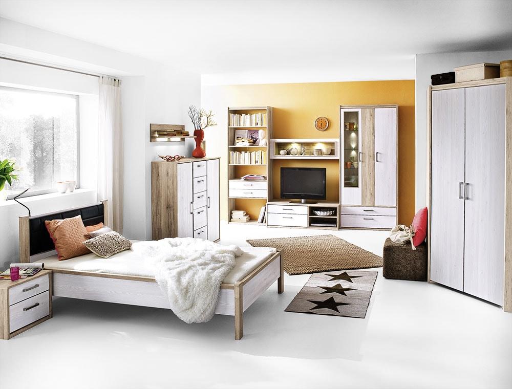 jugendzimmer luna m bel wiemer in soest. Black Bedroom Furniture Sets. Home Design Ideas