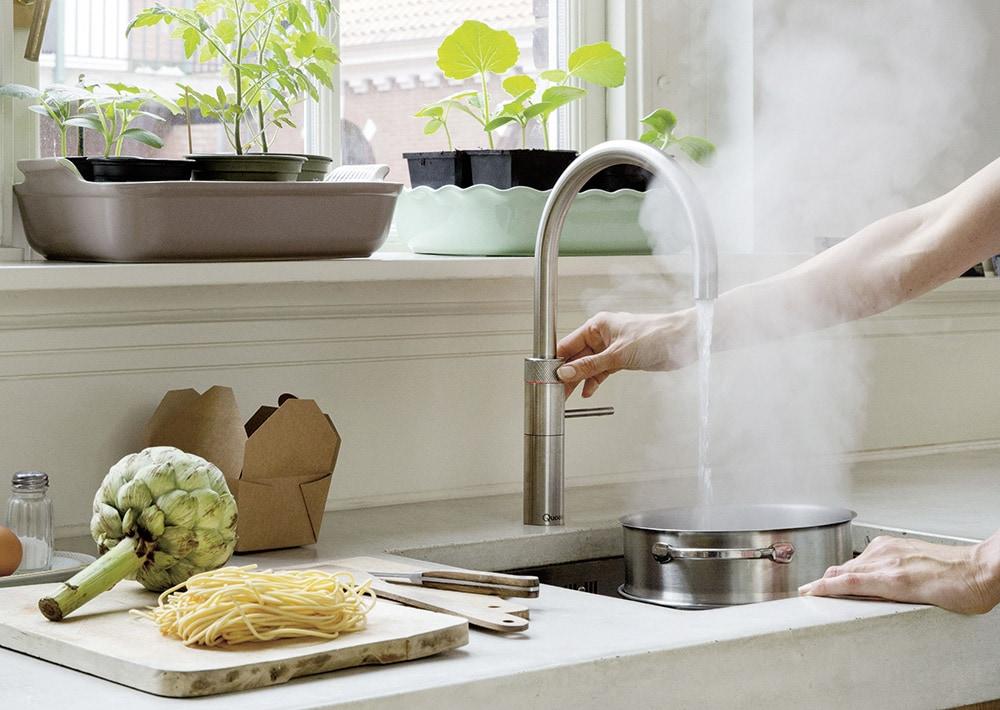 quooker der kochend wasserhahn m bel wiemer in soest. Black Bedroom Furniture Sets. Home Design Ideas
