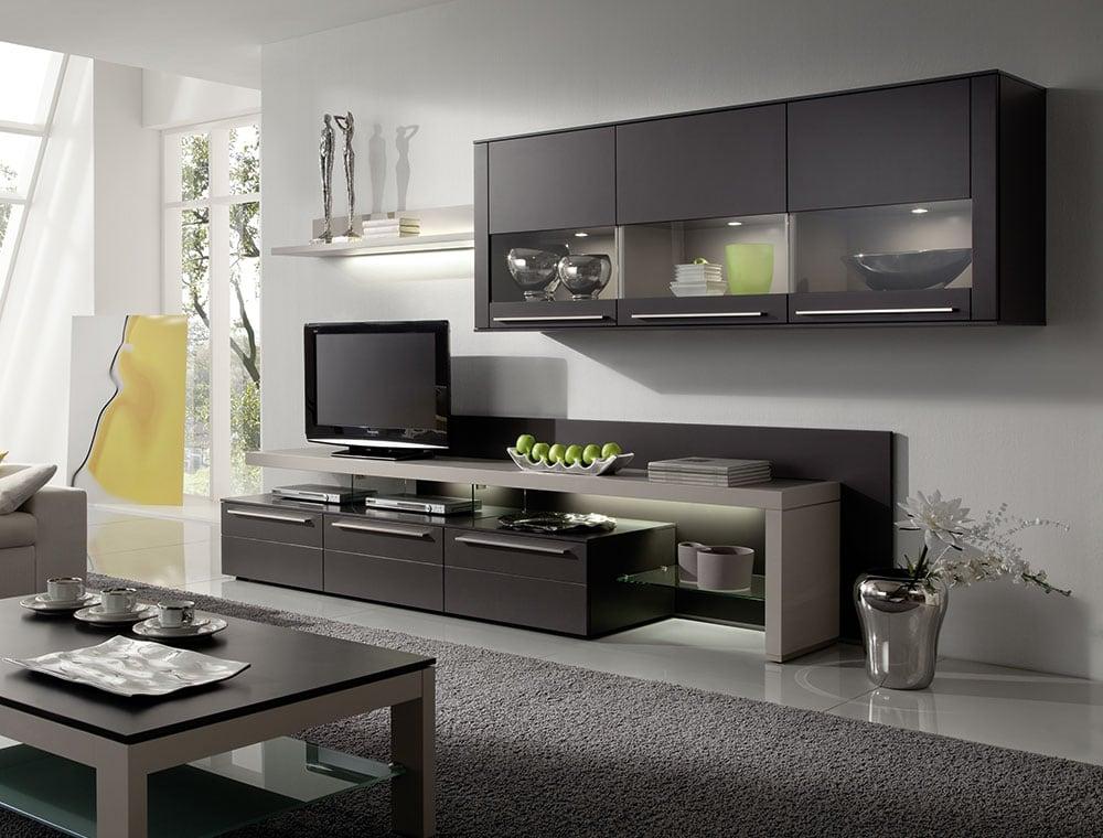wohnkombination pegasus m bel wiemer in soest. Black Bedroom Furniture Sets. Home Design Ideas