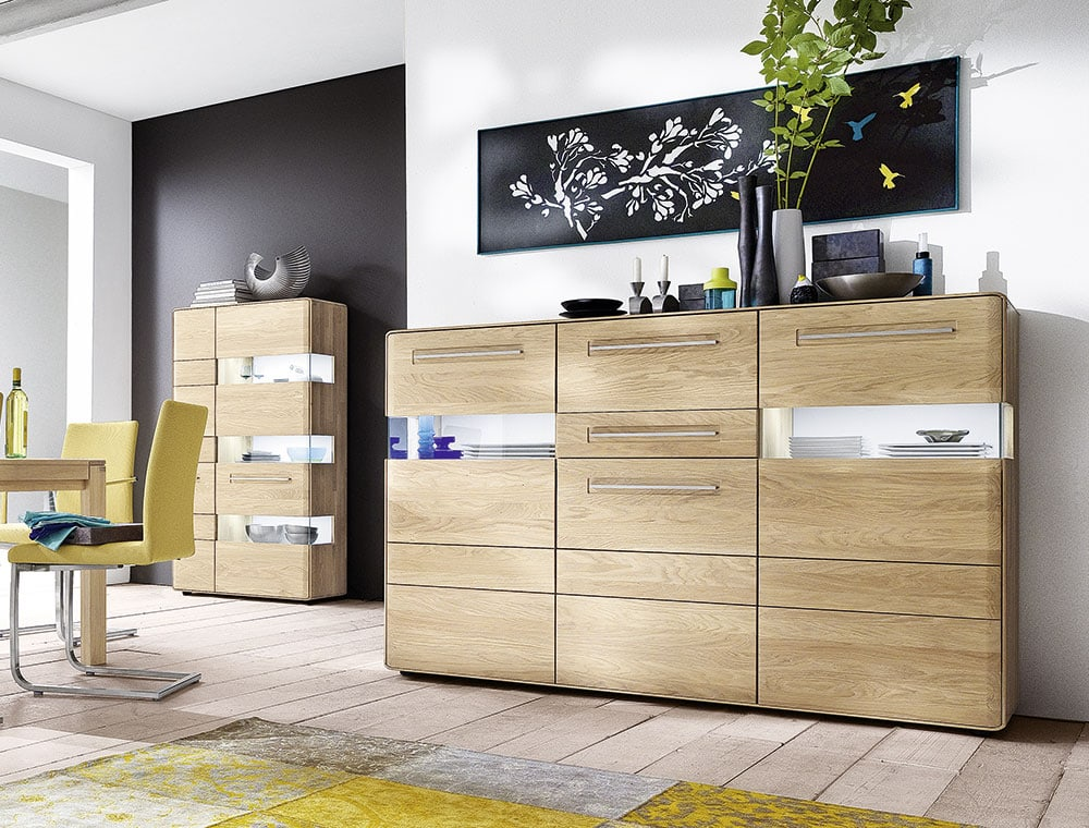 moderne wohnkombination m bel wiemer in soest. Black Bedroom Furniture Sets. Home Design Ideas