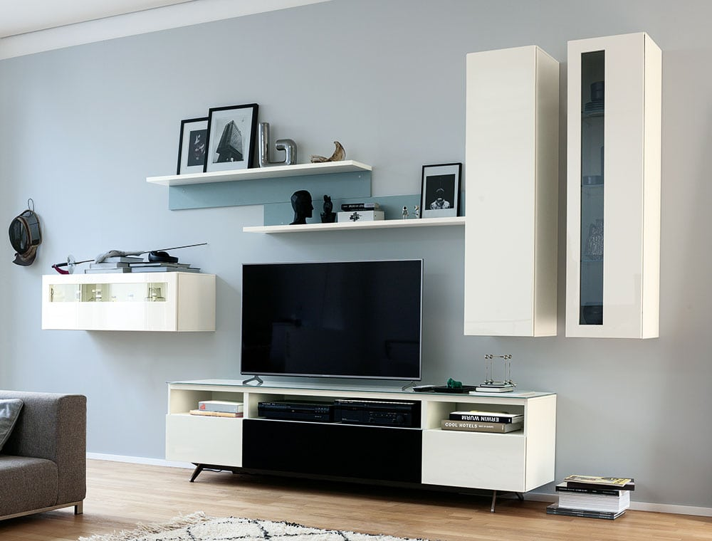 wohnkombination now vision m bel wiemer in soest. Black Bedroom Furniture Sets. Home Design Ideas
