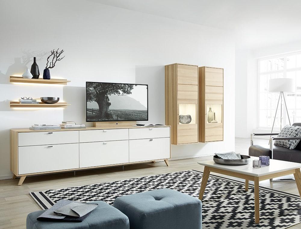 wohnprogramm linea concept m bel wiemer in soest. Black Bedroom Furniture Sets. Home Design Ideas